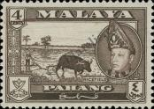 Stamp Pahang Catalog number: 67