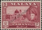 Stamp Pahang Catalog number: 68