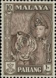 Stamp Pahang Catalog number: 70