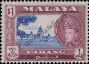 Stamp Pahang Catalog number: 73