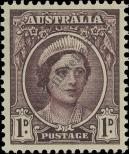 Stamp Australia Catalog number: 163