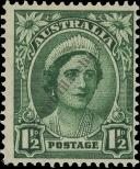 Stamp Australia Catalog number: 164