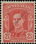 Stamp Australia Catalog number: 166
