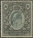Stamp British Central Africa Protectorate Catalog number: 66