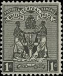 Stamp British Central Africa Protectorate Catalog number: 20