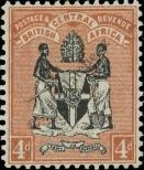 Stamp British Central Africa Protectorate Catalog number: 22