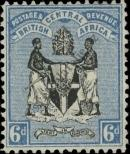 Stamp British Central Africa Protectorate Catalog number: 23