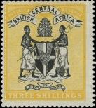 Stamp British Central Africa Protectorate Catalog number: 26