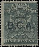 Stamp British Central Africa Protectorate Catalog number: 1