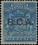 Stamp British Central Africa Protectorate Catalog number: 4