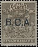 Stamp British Central Africa Protectorate Catalog number: 6