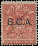 Stamp British Central Africa Protectorate Catalog number: 7