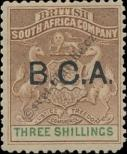 Stamp British Central Africa Protectorate Catalog number: 9