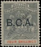 Stamp British Central Africa Protectorate Catalog number: 10
