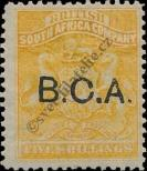 Stamp British Central Africa Protectorate Catalog number: 11