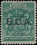 Stamp British Central Africa Protectorate Catalog number: 12