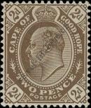 Stamp Cape of Good Hope Catalog number: 55
