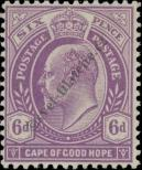 Stamp Cape of Good Hope Catalog number: 59