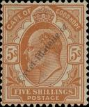 Stamp Cape of Good Hope Catalog number: 61
