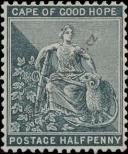 Stamp Cape of Good Hope Catalog number: 23/b