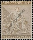 Stamp Cape of Good Hope Catalog number: 25/b
