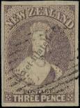 Stamp New Zealand Catalog number: 15