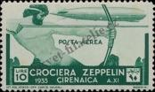 Stamp Italian Cyrenaica Catalog number: 105