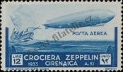 Stamp Italian Cyrenaica Catalog number: 106