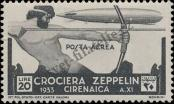 Stamp Italian Cyrenaica Catalog number: 108