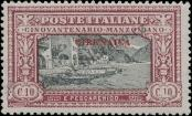 Stamp Italian Cyrenaica Catalog number: 11