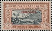 Stamp Italian Cyrenaica Catalog number: 14