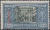 Stamp Italian Cyrenaica Catalog number: 15