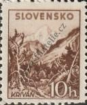 Stamp Slovakia Catalog number: 72/A