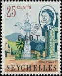 Stamp British Indian Ocean Territory Catalog number: 5