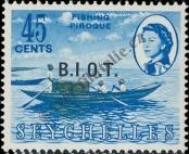 Stamp British Indian Ocean Territory Catalog number: 7
