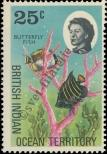 Stamp British Indian Ocean Territory Catalog number: 20