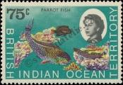 Stamp British Indian Ocean Territory Catalog number: 24