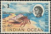 Stamp British Indian Ocean Territory Catalog number: 25