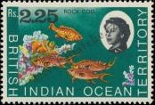 Stamp British Indian Ocean Territory Catalog number: 27