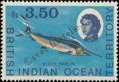 Stamp British Indian Ocean Territory Catalog number: 28