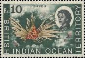 Stamp British Indian Ocean Territory Catalog number: 30