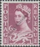 Stamp Wales Catalog number: 2