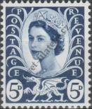 Stamp Wales Catalog number: 10