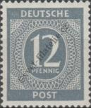 Stamp Joint allied occupation zone Catalog number: 920
