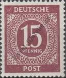 Stamp Joint allied occupation zone Catalog number: 921