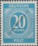 Stamp Joint allied occupation zone Catalog number: 924