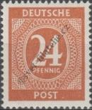 Stamp Joint allied occupation zone Catalog number: 925