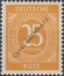 Stamp Joint allied occupation zone Catalog number: 927