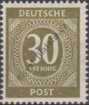 Stamp Joint allied occupation zone Catalog number: 928
