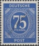 Stamp Joint allied occupation zone Catalog number: 934